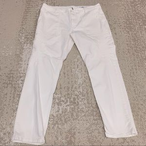 White Jeans by Closed
